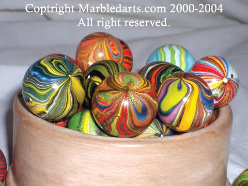 detailed image about product hand marbled marbles SFR-005