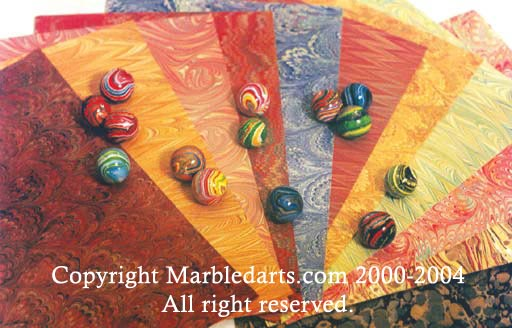 detailed image about product hand marbled marbles SFR-006
